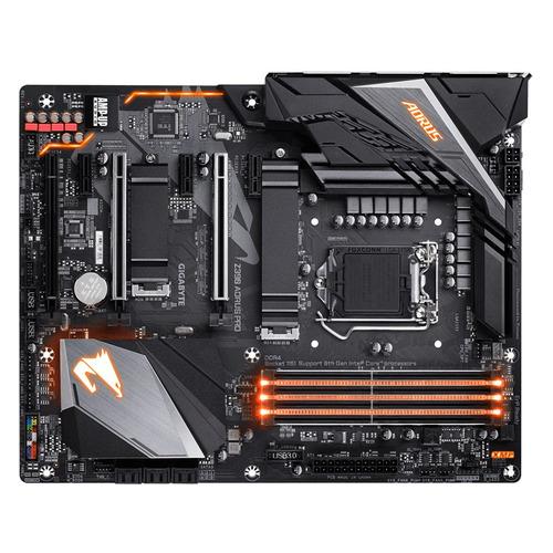 Материнская плата GIGABYTE Z390 AORUS PRO, LGA 1151v2, Intel Z390, ATX, Ret