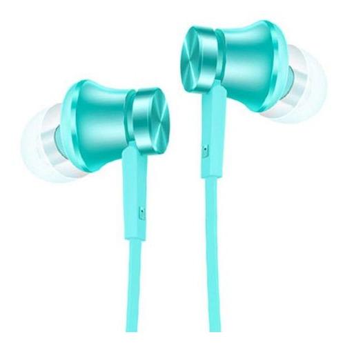 Гарнитура XIAOMI Mi In-Ear Basic, 3.5 мм, вкладыши, синий [zbw4358ty] Mi In-Ear Basic по цене 380