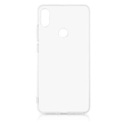 Чехол (клип-кейс) DF xiCase-31, для Xiaomi Mi 8, прозрачный цена и фото
