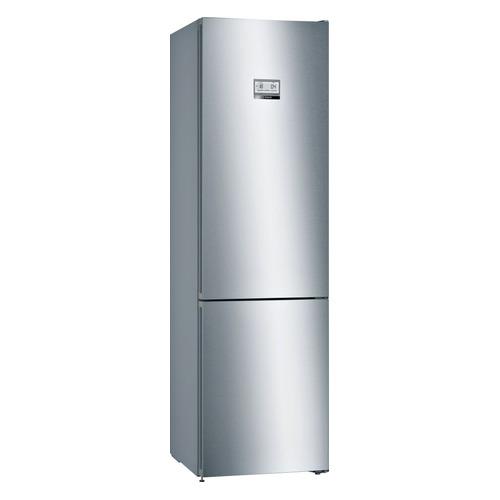 Холодильник BOSCH KGN39AI31R, двухкамерный, нержавеющая сталь холодильник bosch kgv39xl22r двухкамерный нержавеющая сталь