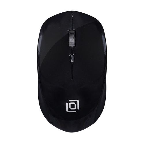 цена на Мышь OKLICK 565MW glossy, оптическая, беспроводная, USB, черный