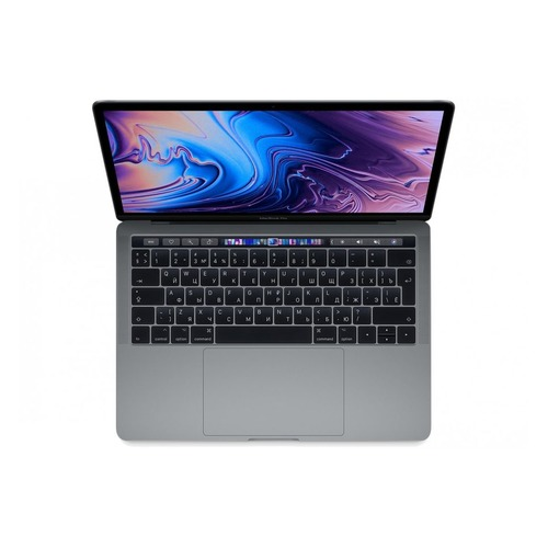 Ноутбук APPLE MacBook Pro Z0V7000L8, 13.3, IPS, Intel Core i7 8559U 2.7ГГц, 16Гб, 512Гб SSD, Intel Iris graphics 655, Mac OS Sierra, Z0V7000L8, темно-серый ноутбук apple macbook pro 13 core i7 2 5 8 512 ssd sg