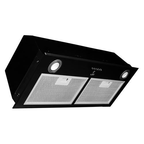 Вытяжка встраиваемая Lex GS Bloc P 900 BL черный управление: кнопочное P 900 BL по цене 11 990