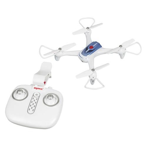 Квадрокоптер SYMA X15W с камерой, белый [x15w white] syma x8sw d
