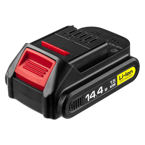 Батарея аккумуляторная Зубр АКБ-14.4-Ли 15М2 14.4В 1.5Ач Li-Ion