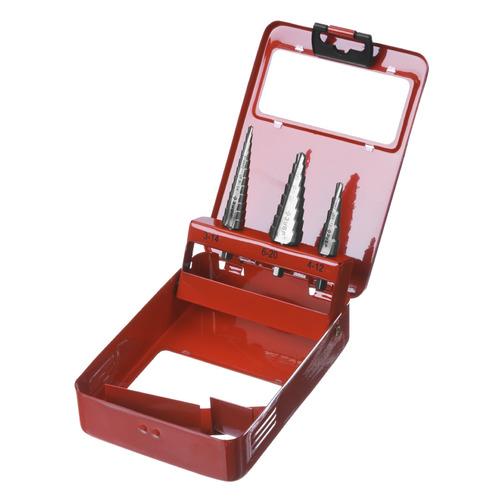 Набор сверл ЗУБР 29665-3-20-H3, по металлу, 3шт 29665-3-20-H3 по цене 2 460