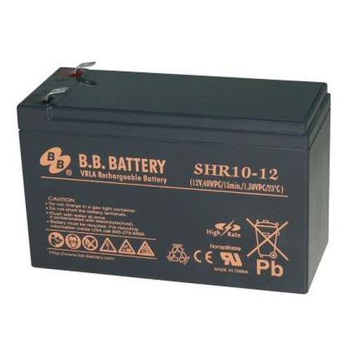 Батарея для ИБП BB SHR 10-12 12В, 8.8Ач