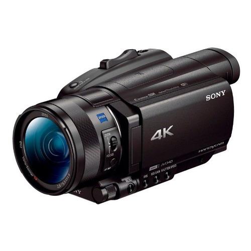 Фото - Видеокамера SONY FDR-AX700, черный, Flash [fdrax700b.cee] дисплей rocknparts zip для sony xperia z1 compact d5503 black 480205