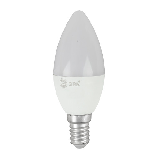 Упаковка ламп ЭРА B35-8W-827-E14, 8Вт, 640lm, 25000ч, 2700К, E14, 3 шт. [б0030018] B35-8W-827-E14 по цене 220
