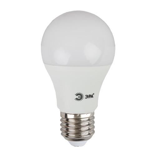 Упаковка ламп ЭРА A60-11W-827-E27, 11Вт, 880lm, 30000ч, 2700К, E27, 3 шт. [б0030910] A60-11W-827-E27 по цене 230
