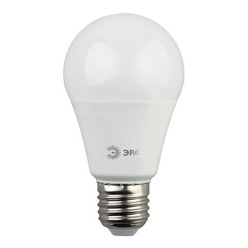 Упаковка ламп ЭРА A60-13W-827-E27, 13Вт, 1040lm, 30000ч, 2700К, E27, 3 шт. [б0020536] A60-13W-827-E27 по цене 240