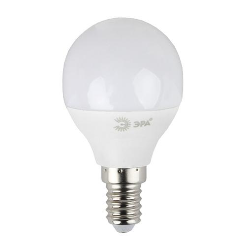 Лампа ЭРА P45-7W-827-E14, 7Вт, 560lm, 30000ч, 2700К, E14, 3 шт. [б0020548] лампа светодиодная эра б0017242 e14 p45 7вт