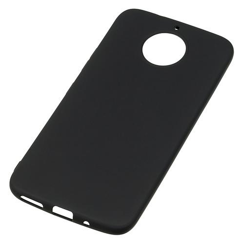 Чехол (клип-кейс) GRESSO Meridian, для Motorola Moto G5s Plus, черный [gr17mrn464] цена