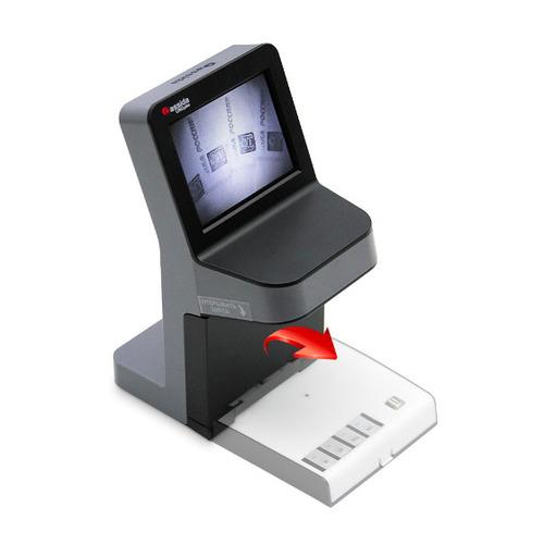 Детектор банкнот Cassida UnoPlus Laser просмотровый мультивалюта сортировщик банкнот cassida grgbanking cm100v мультивалюта
