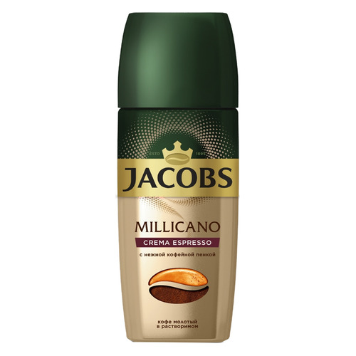 Кофе растворимый JACOBS MONARCH Crema Espresso, 95 гр