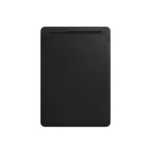 Чехол для планшета APPLE Leather Sleeve, черный, для Apple iPad Pro 12.9 [mq0u2zm/a] case for ipad pro 12 9 case tablet cover shockproof heavy duty protect skin rubber hybrid cover for ipad pro 12 9 durable 2 in 1