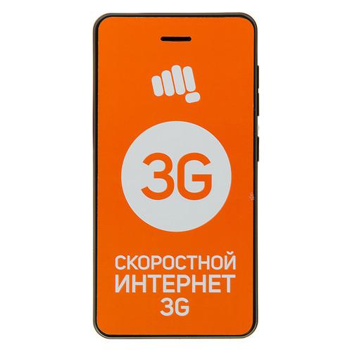 Смартфон MICROMAX Q306 черный смартфон micromax q424 blue