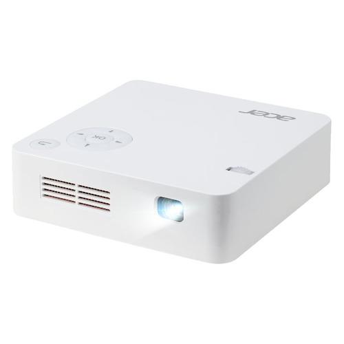 Проектор ACER C202i белый [mr.jr011.001] цена и фото
