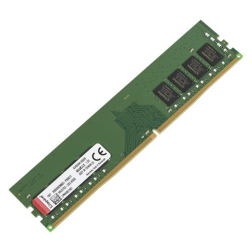 Модуль памяти KINGSTON VALUERAM KVR26N19S8/8 DDR4 - 8Гб 2666, DIMM, Ret  - купить со скидкой