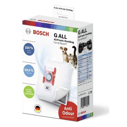 Пылесборники BOSCH BBZAFGALL, 1 шт., для пылесосов Bosch серии BSN1 BBZAFGALL по цене 1 024