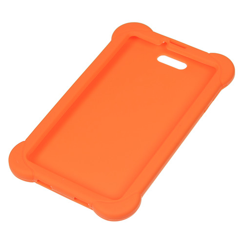Фото - Чехол для планшета DIGMA Digma Plane 7556, оранжевый чехол для ружья и карабина solognac жесткий чехол для ружья 100