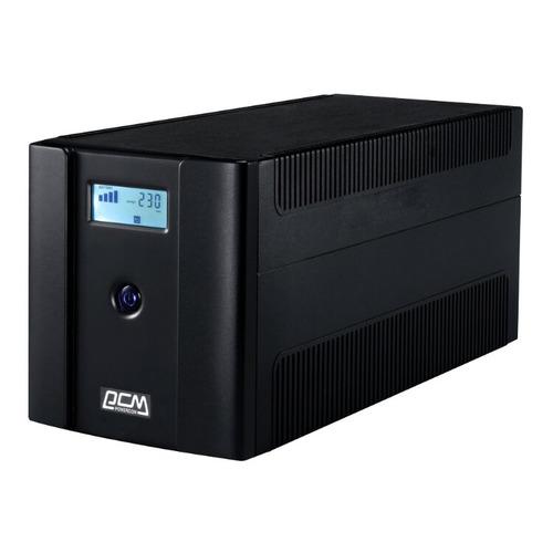 Фото - ИБП POWERCOM Raptor RPT-1500AP LCD, 1500ВA источник бесперебойного питания powercom rpt 1500ap lcd 1500ва 900вт