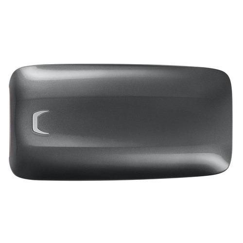 Фото - Внешний диск SSD Samsung X5 MU-PB1T0B/WW, 1ТБ samsung t5 1tb mu pa1t0r ww красный