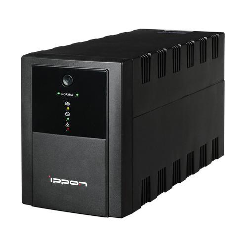 Фото - ИБП IPPON Back Basic 2200 Euro, 2200ВA [1108028] ибп 3cott 400 cml compact line 400va 240w 2 euro
