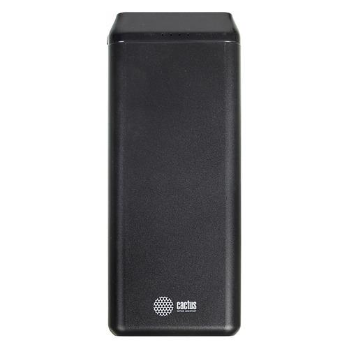 Внешний аккумулятор (Power Bank) CACTUS CS-PBFSST-20000, 20000мAч, графит цена и фото