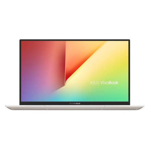 Ноутбук ASUS VivoBook S330FN-EY001T, 13.3, Intel Core i5 8265U 1.6ГГц, 8Гб, 256Гб SSD, nVidia GeForce Mx150 - 2048 Мб, Windows 10, 90NB0KT2-M00580, золотистыйНоутбуки<br>экран: 13.3quot;;  разрешение экрана: 1920х1080; процессор: Intel Core i5 8265U; частота: 1.6 ГГц (3.9 ГГц, в режиме Turbo); память: 8192 Мб, LPDDR3; SSD: 256 Гб; nVidia GeForce Mx150 - 2048 Мб; WiFi;  Bluetooth; HDMI; WEB-камера; Windows 10
