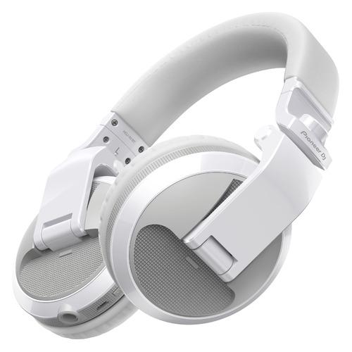 цена на Наушники PIONEER HDJ-X5BT, Bluetooth, накладные, белый [hdj-x5bt-w]