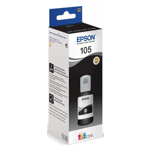 Картридж EPSON 105BK, черный [c13t00q140] 105BK по цене 1 900