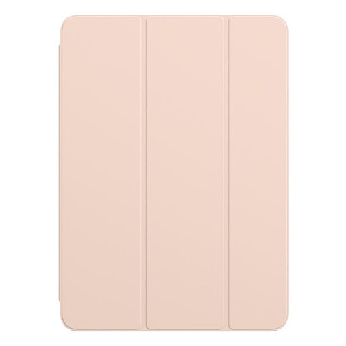 Чехол для планшета APPLE Smart Folio, светло-розовый, для Apple iPad Pro 11 [mrx92zm/a] case for ipad pro 12 9 case tablet cover shockproof heavy duty protect skin rubber hybrid cover for ipad pro 12 9 durable 2 in 1