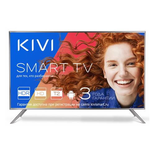 LED телевизор KIVI 32HR50GR HD READY телевизор 32 kivi 32fr50br full hd 1920x1080 smart tv серый