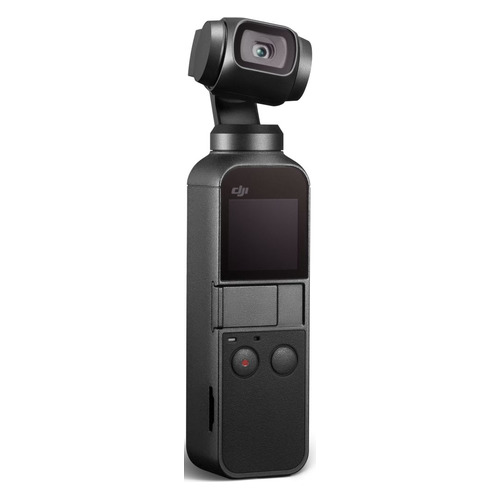 Фото - Стедикам Dji Osmo Pocket (CP.ZM.00000097) черный светофильтр kenko uv 351541 для dji osmo pocket