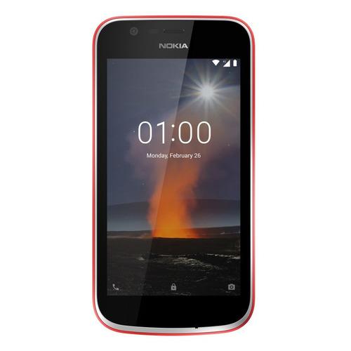 Смартфон NOKIA 1 8Gb, красный 11FRTR01A05