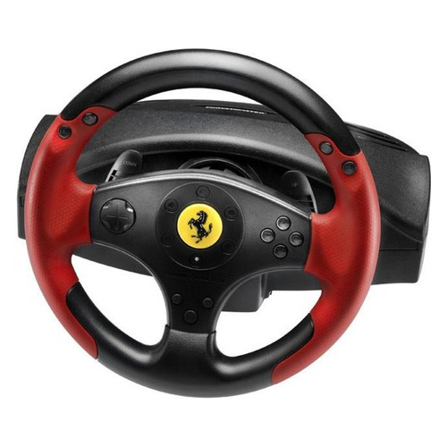 Руль THRUSTMASTER Ferrari Racing Wheell Red Legend [4060052] руль thrustmaster tx rw leather edition eu xbox one pc 4460133