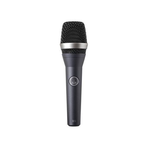 цена на Микрофон AKG D5, черный [3138x00070]