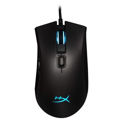 Мышь HYPERX Pulsefire FPS Pro, игровая, оптическая, проводная, USB, черный [hx-mc003b] Pulsefire FPS Pro по цене 4 890