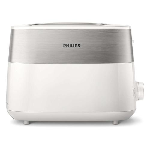 Фото - Тостер PHILIPS HD2515, белый/стальной [hd2515/00] тостер philips hd2628 00