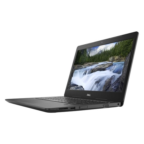 Ноутбук DELL Latitude 3490, 14, Intel Core i3 7020U 2.3ГГц, 4Гб, 500Гб, Intel HD Graphics 620, Windows 10 Professional, 3490-5744, черный