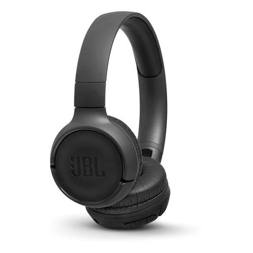 Наушники с микрофоном JBL T500BT, Bluetooth, накладные, черный [jblt500btblk] наушники с микрофоном jbl jr300 накладные blue