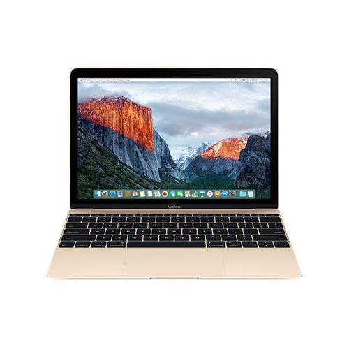 Ноутбук APPLE MacBook MRQP2RU/A, 12, IPS, Intel Core i5 7Y57 1.3ГГц, 8Гб, 512Гб SSD, Intel HD Graphics 615, Mac OS X, MRQP2RU/A, золотистый цена
