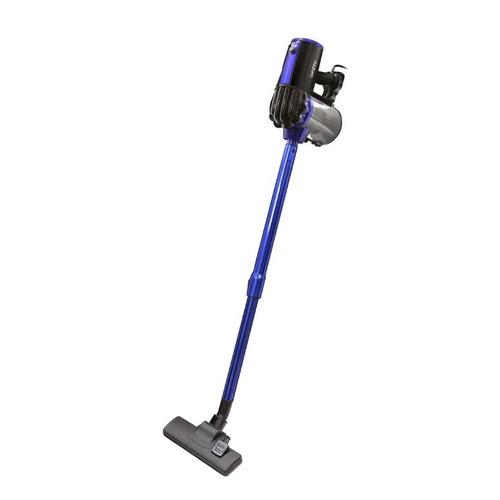 Фото - Ручной пылесос (handstick) GINZZU VS117, 700Вт, черный/синий пылесос ginzzu vs427 1500вт синий черный