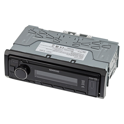 Автомагнитола KENWOOD KMM-105GY, USB автомагнитола kenwood dmx7018bts usb