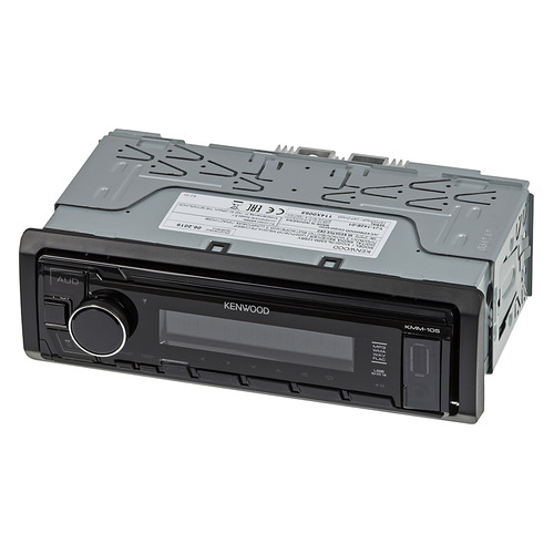 Автомагнитола KENWOOD KMM-105RY, USB автомагнитола kenwood kmm 104ry usb