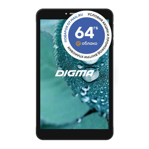 Фото - Планшет DIGMA CITI 8588 3G, 1GB, 16GB, 3G, Android 8.1 черный [ts8205pg] детский планшет digma citi kids 2gb 32gb 3g android 9 0 розовый