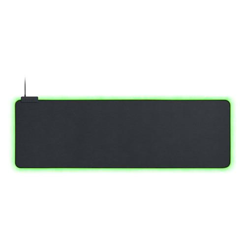 Коврик для мыши RAZER Goliathus Chroma Extended, черный/зеленый [rz02-02500300-r3m1] цена и фото