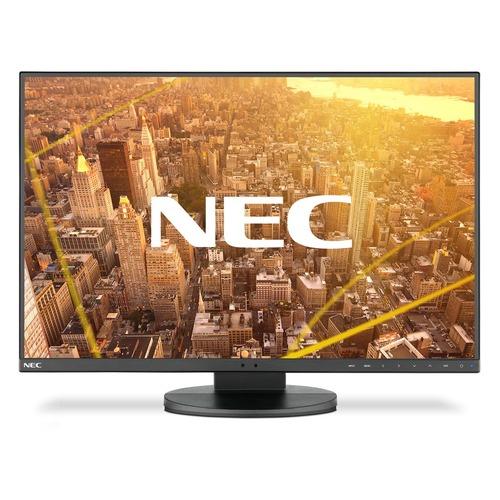 Монитор NEC EA245WMi-2 24, черный монитор 23 nec ea234wmi черный ips 1920x1080 250 cd m^2 6 ms dvi hdmi displayport vga аудио usb