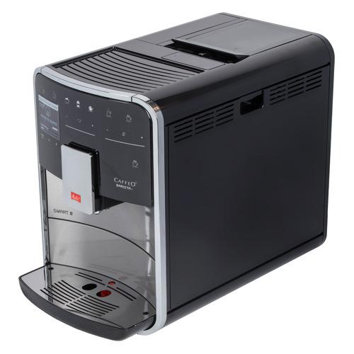 Кофемашина Melitta Caffeo F 840-100 Barista T Smart, нержавеющая сталь кофемашина melitta caffeo barista ts smart нержавеющая сталь f 860 100